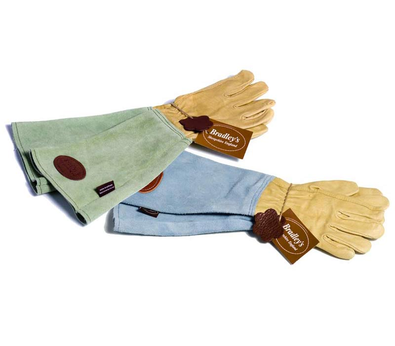 bradleys gartenhandschuhe leather pruning gloves the. Black Bedroom Furniture Sets. Home Design Ideas