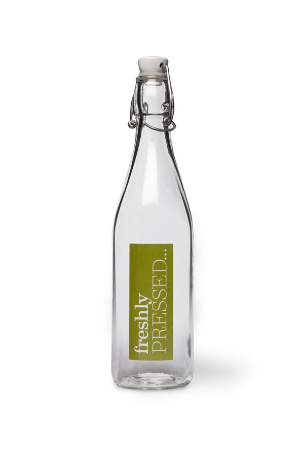glasflaschen mit b gelverschluss the garden shop. Black Bedroom Furniture Sets. Home Design Ideas
